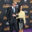 Jennifer Connelly – 'Avengers: Infinity War' Premiere in Los Angeles - 454 x 666