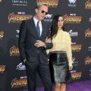 Jennifer Connelly – 'Avengers: Infinity War' Premiere in Los Angeles