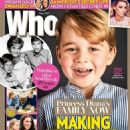 Prince George of Cambridge - Who Magazine Cover [Australia] (7 August 2017)