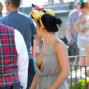 Ariel Winter – Having a fun at Disneyland in Anaheim
