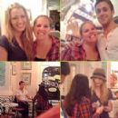 Blake Lively & Ryan Gosling Scream for Ice Cream
