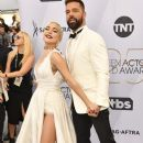 Lady Gaga and Ricky Martin At The 25th Annual Screen Actors Guild Awards 2019 - 389 x 600