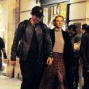 Vanessa Kirby and Callum Turner – Out in London