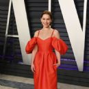 Emilia Clarke : 2019 Vanity Fair Oscar Party - 454 x 681