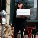 Naya Rivera – Shopping in Los Feliz