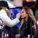 Chrissy Teigen – New Year's Eve with Carson Daly in New York City