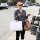 'Man Of Steel' actress Amy Adams does some shopping in Beverly Hills, California on January 28, 2015