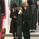Ashlee Simpson and husband Evan Ross out shopping at OnePiece in West Hollywood, California on January 8, 2015 - 454 x 575