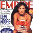 Demi Moore - Empire Magazine [United Kingdom] (October 1996)