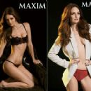Lydia Hearst Maxim Magazine April 2014