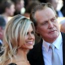 Faith Majors & Lee Majors SAG AWARDS 2010