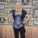 Traci Lords arrives at the comedie central roast of Roseanne Barr on August 4, 2012
