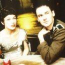 Milla Jovovich and Jeremy Davies