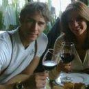 Mariana Seoane and Carlos de la Mota