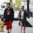 Ashley Benson and Ryan Good in Los Angeles, California (February 4) - 454 x 523