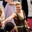 Charlize Theron At The 89th Annual Academy Awards - Arrivals (2017)