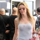 Brandi Glanville out in Beverly Hills
