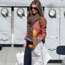 Rosie Huntington-Whiteley's Christmas Eve Preparations