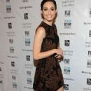 Emmy Rossum The 25th Ifp Gotham Independent Film Awards In Ny