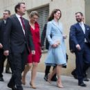 Kate Middleton at City Museum in Luxembourg - 454 x 303