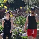 Ashley Greene – Finishing her workout in Beverly Hills