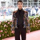 Darren Criss:  The 2019 Met Gala Celebrating Camp: Notes On Fashion - Arrivals