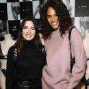 Angel Sara Sampaio And Designer Lisa Chavy Introduce 'LIVY' At Victoria's Secret - 444 x 600