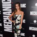 Jessica Alba : Mechanic: Resurrection  Premiere (August 22, 2016) - 392 x 600
