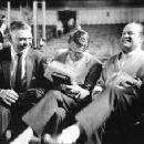 Clark Gable with Cary Grant, Bob Hope and David Niven