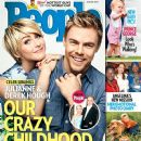 Julianne Hough, Derek Hough - People Magazine Cover [United States] (30 June 2014)