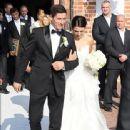 Wedding of Anna Stachurska and Robert Lewandowski