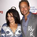 Fran Drescher and Peter Marc Jacobson - 450 x 611