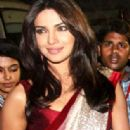 Priyanka Chopra at Colors Screen Awards 2012