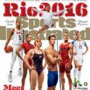 Simone Biles - Sports Illustrated Magazine Cover [United States] (25 July 2016)