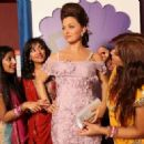 Aishwarya Rai Bachchan's Brand New Statue At Madame Tussauds (Blackpool) unveiled