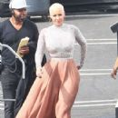 Amber Rose at the 'Dancing With The Stars' studios for taping in Hollywood, California - September 12, 2016 - 422 x 600