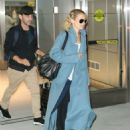 Nicole Richie – Arrives at JFK airport in New York - 454 x 568