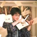Daniel Radcliffe as Harry Potter in Chris Colombus' Harry Potter and The Sorcerer's Stone - 2001