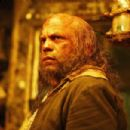 Lee Arenberg as Pintel in Walt Disney Pictures' Pirates of the Caribbean: Dead Man's Chest - 2006 - 454 x 302