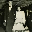 Jimmy Stewart and Olivia de Havilland