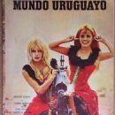 Brigitte Bardot - Mundo Uruguayo Magazine [Uruguay] (31 August 1965)