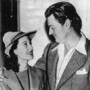 Johnny Weissmuller and Beryl Scott