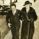 Roland West with mother of Thelma Todd