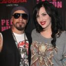 Rochelle Karidis and A. J. McLean - 354 x 496