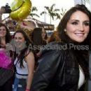 Dulce María in the event of T-Mobile brand in Miami, USA (26/01/12)