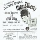 Miss Liberty Original 1949 Broadway Musical By Irving Berlin - 389 x 539