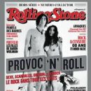 David Bowie - Rolling Stone Magazine Cover [France] (February 2017)