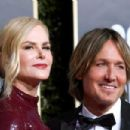 Keith Urban and Nicole Kidman : 76th Annual Golden Globe Awards - 454 x 303