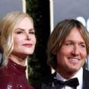 Keith Urban and Nicole Kidman : 76th Annual Golden Globe Awards - 454 x 303