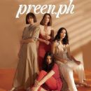 Isabelle Daza - Preen.PH Magazine Cover [Philippines] (October 2018)